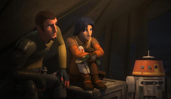 Star Wars Rebels - Legacy