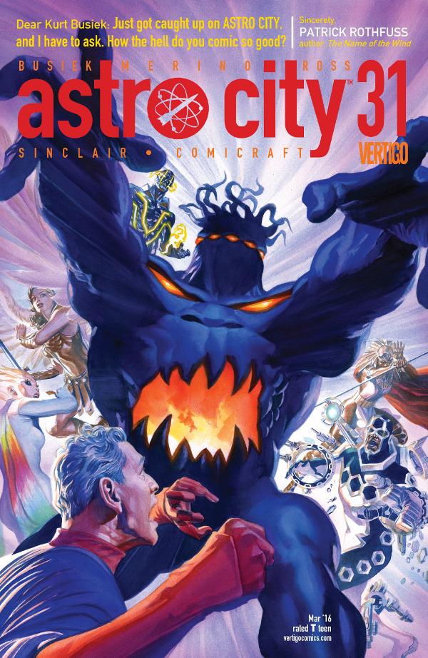 Astro City #31