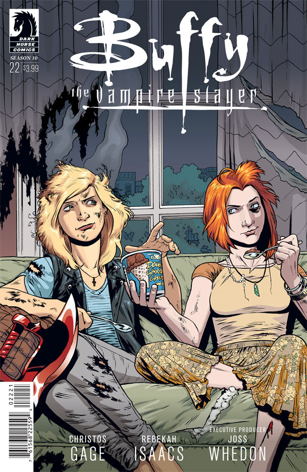 Buffy the Vampire Slayer Season Ten #22