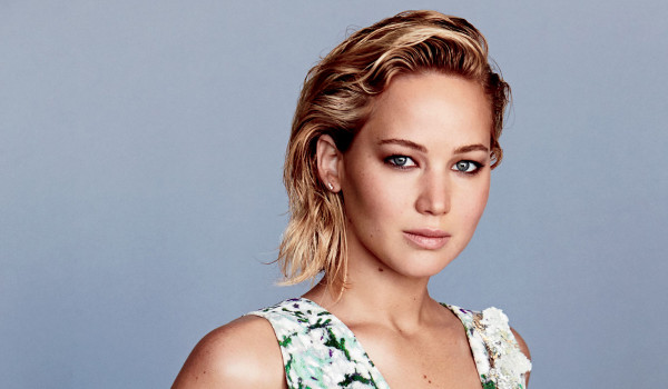 Jennifer Lawrence - Glamour (February 2016)