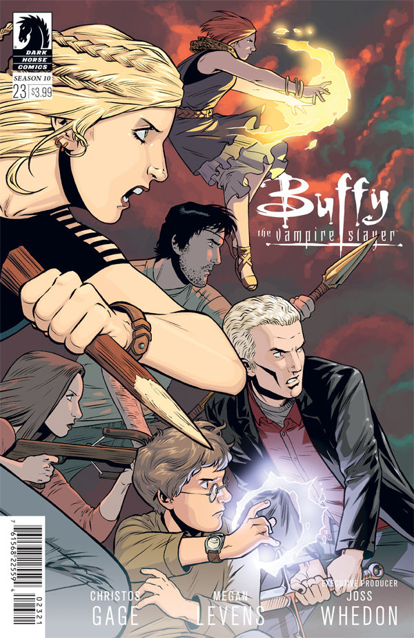 Buffy the Vampire Slayer Season Ten #23