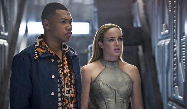 DC's Legends of Tomorrow - Pilot, Part 2