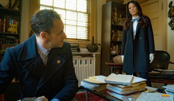 Elementary - A Study in Charlotte