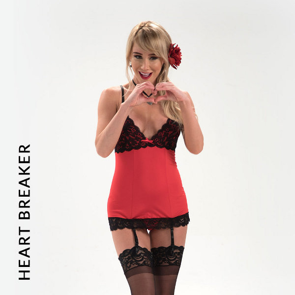 Sara Underwood - Yandy (Valentine's Day 2016)