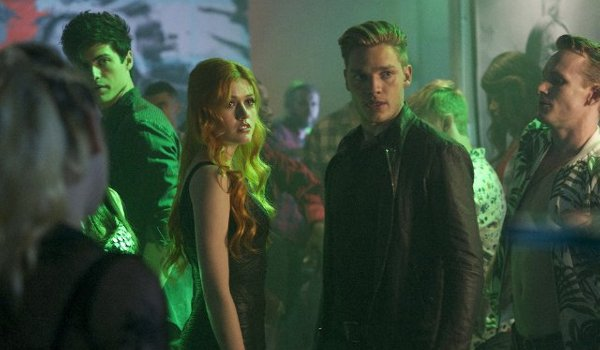 Shadowhunters- Raising Hell