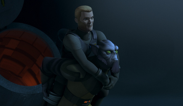 Star Wars Rebels - The Honorable Ones