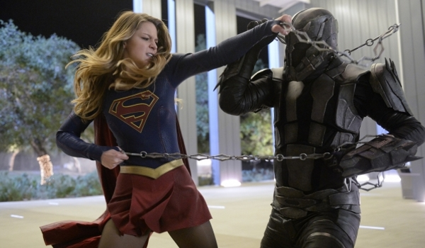 Supergirl - Truth, Justice and the American Way