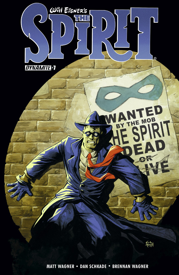 Will Eisner's The Spirit #7