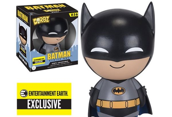 Batman: The Animated Series Batman Dorbz Vinyl Figure