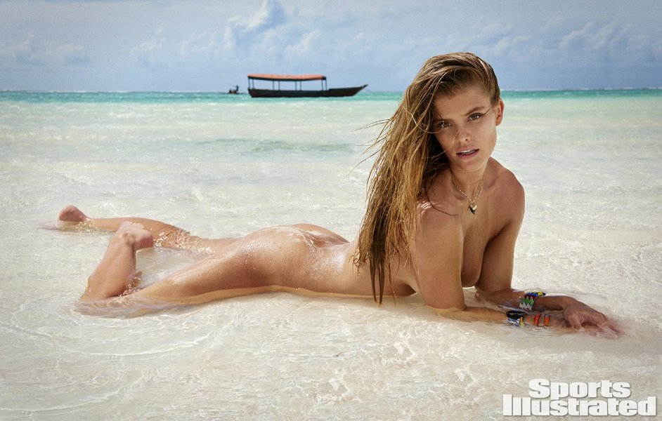 Sports Illustrated 2016 Swimsuit Model - Nina Agdal