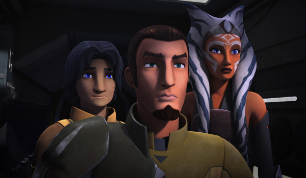 Star Wars Rebels - Shroud of Darkness