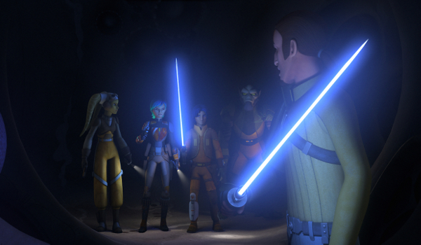 Star Wars Rebels - The Mystery of Chopper Base