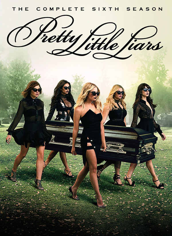 Pretty Little Liars - The Complete Sixth Season