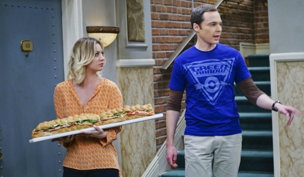 The Big Bang Theory - The Viewing Party Combustion
