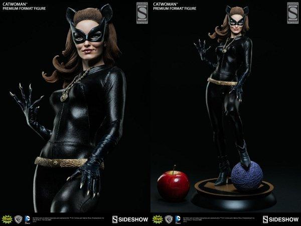 Julie Newmar Catwoman Premium Format Figure