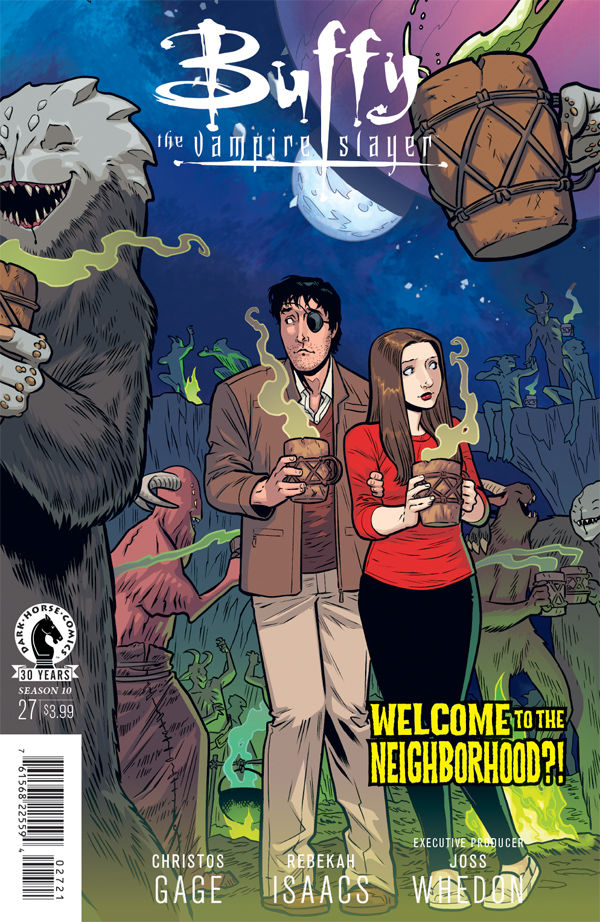 Buffy the Vampire Slayer Season Ten #27