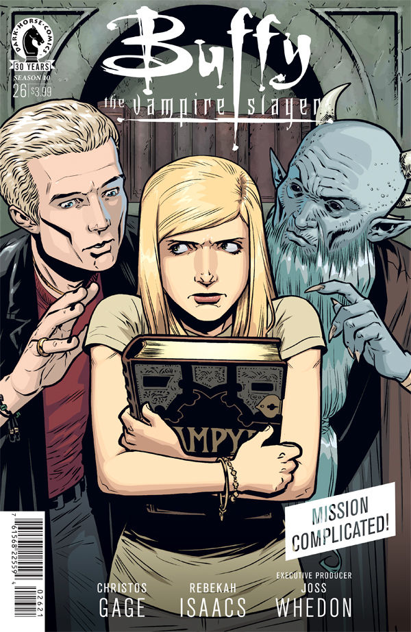 Buffy the Vampire Slayer Season Ten #26
