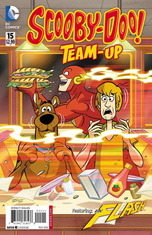 Scooby-Doo! Team-Up #15