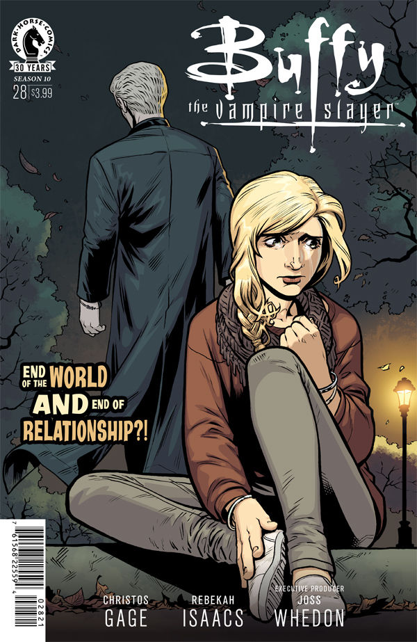 Buffy the Vampire Slayer Season Ten #28