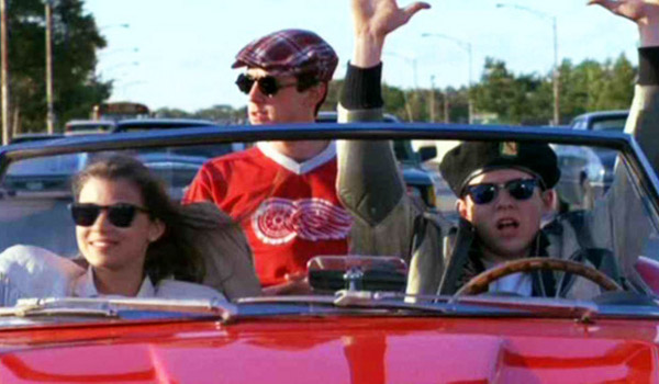 1984 - Ferris Bueller's Day Off