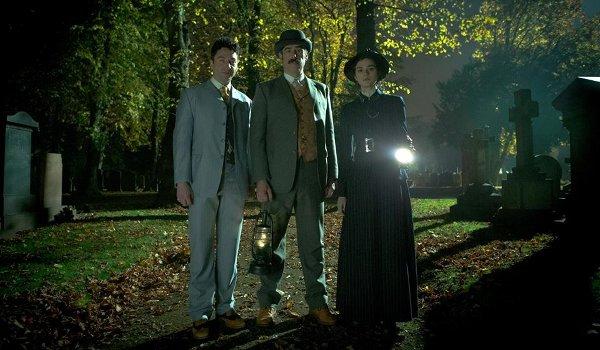 Houdini & Doyle - Strigoi