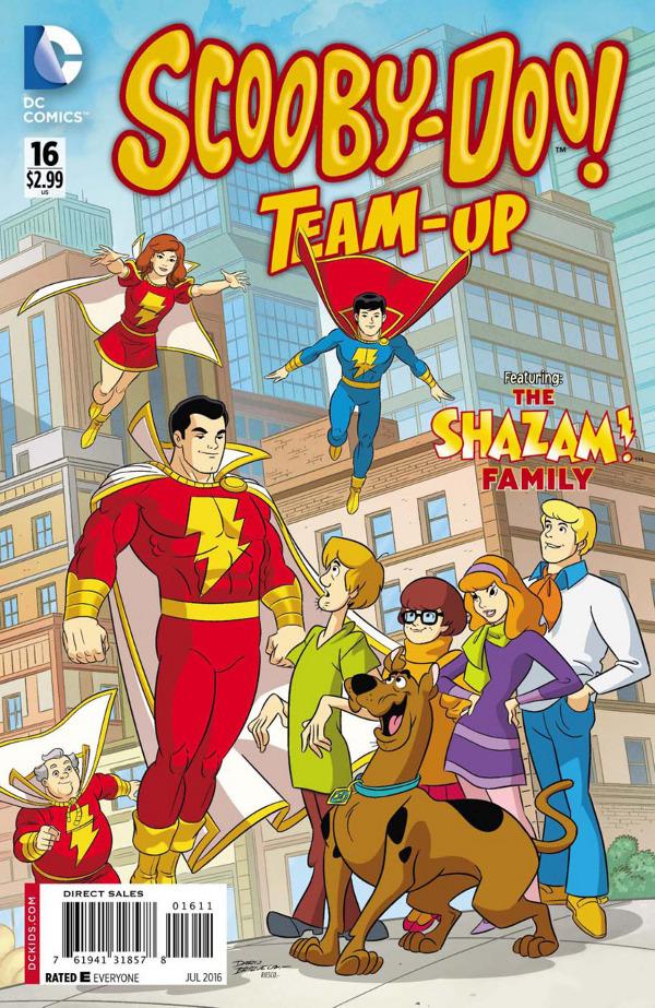 Scooby-Doo! Team-Up #16