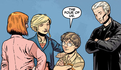 Buffy the Vampire Slayer Season Ten #28 comic review