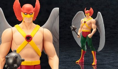 Hawkman Super Powers ARTF+ Statue
