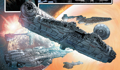 Han Solo #1 comic review