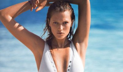 Toni Garrn – Elle France (June 2016)