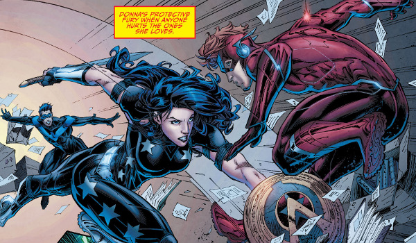 Titans: Rebirth #1 comic review