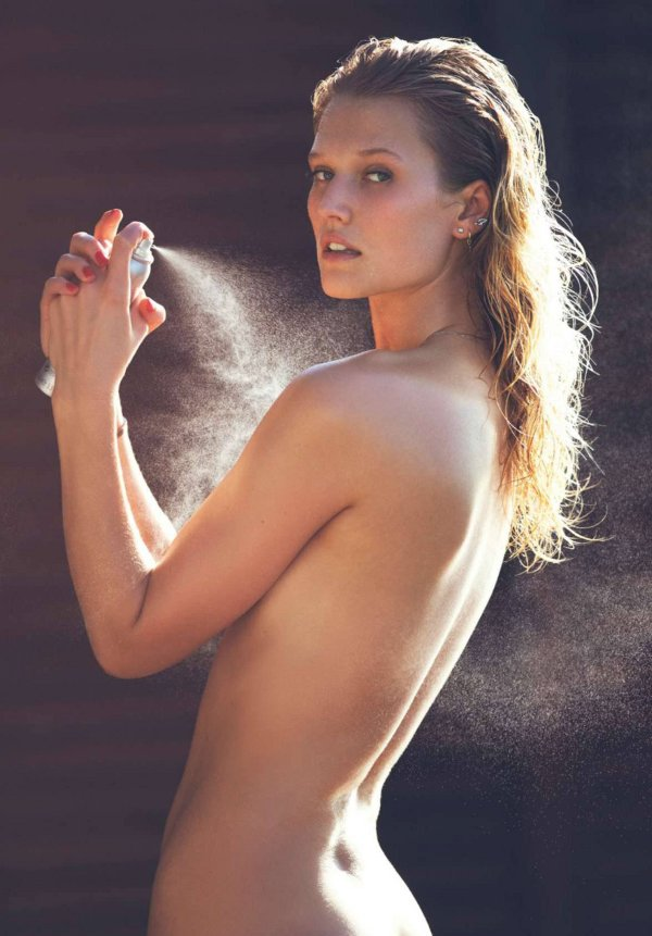 Toni Garrn - Elle France (June 2016)
