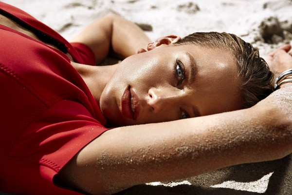 Hannah Ferguson - Ocean Drive (Summer 2016)