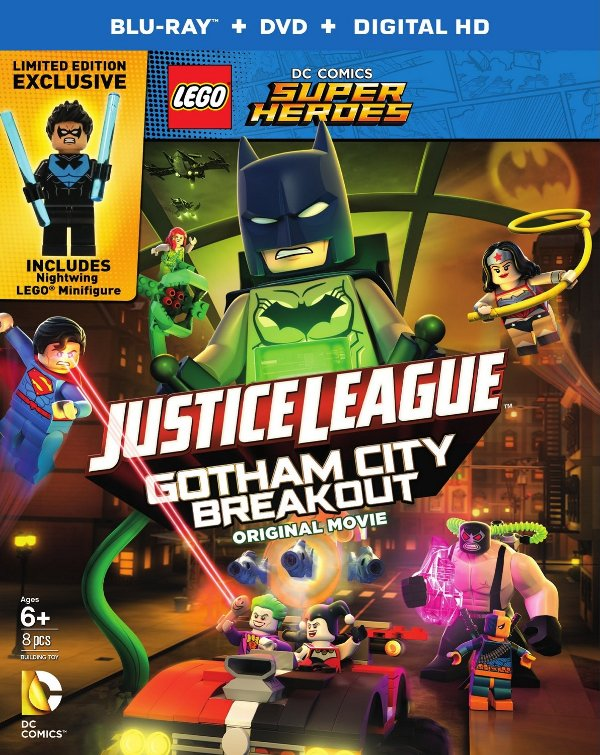 LEGO DC Super Heroes: Justice League: Gotham City Breakout
