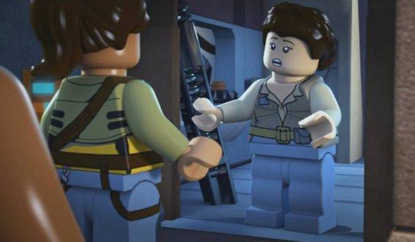 LEGO Star Wars: The Freemaker Adventures - Crossing Paths