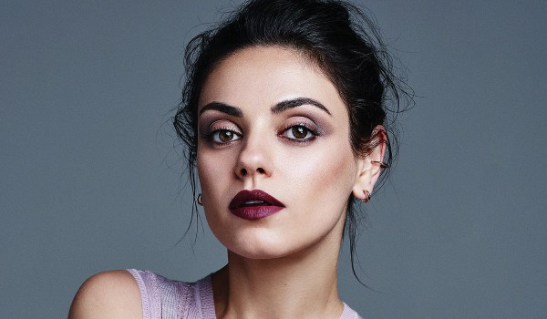 Mila Kunis - Glamour (August 2016)