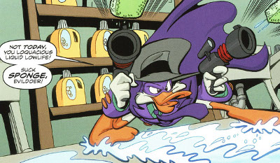 Darkwing Duck #2 comic review