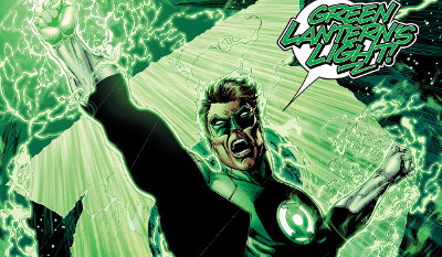 Hal Jordan and The Green Lantern Corps: Rebirth #1 comic review