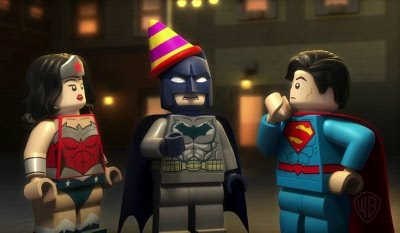 Justice League: Gotham City Breakout Blu-ray review