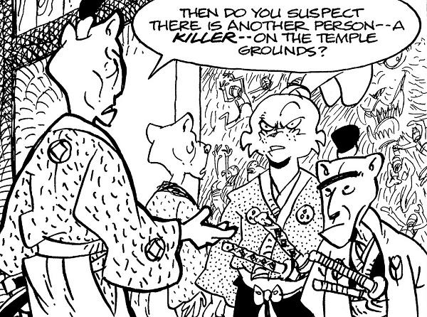 Usagi Yojimbo #156