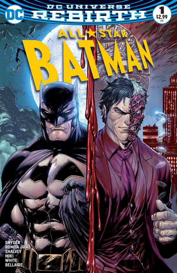 All-Star Batman #1