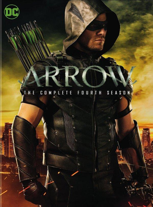 Arrow - The Complete Fourth Season