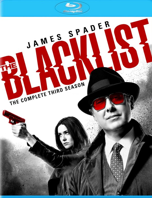 The Blacklist - The Complete Third Season