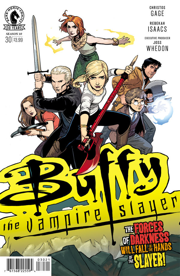 Buffy the Vampire Slayer Season Ten #30