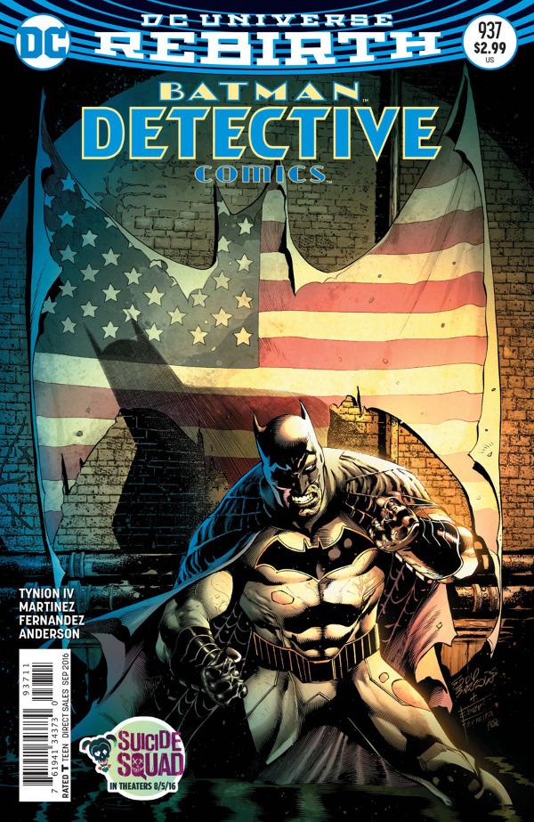 Detective Comics #937