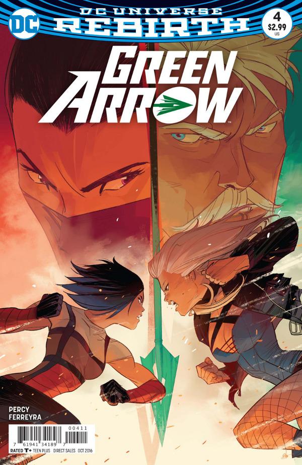 Green Arrow #4