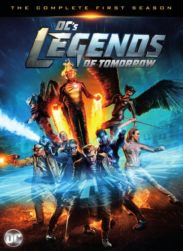 Legends of Tomorrow - The Complete First Season