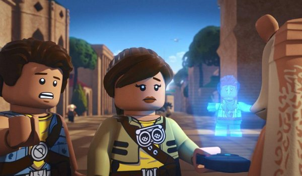 LEGO Star Wars: The Freemaker Adventures - Duel of Destiny