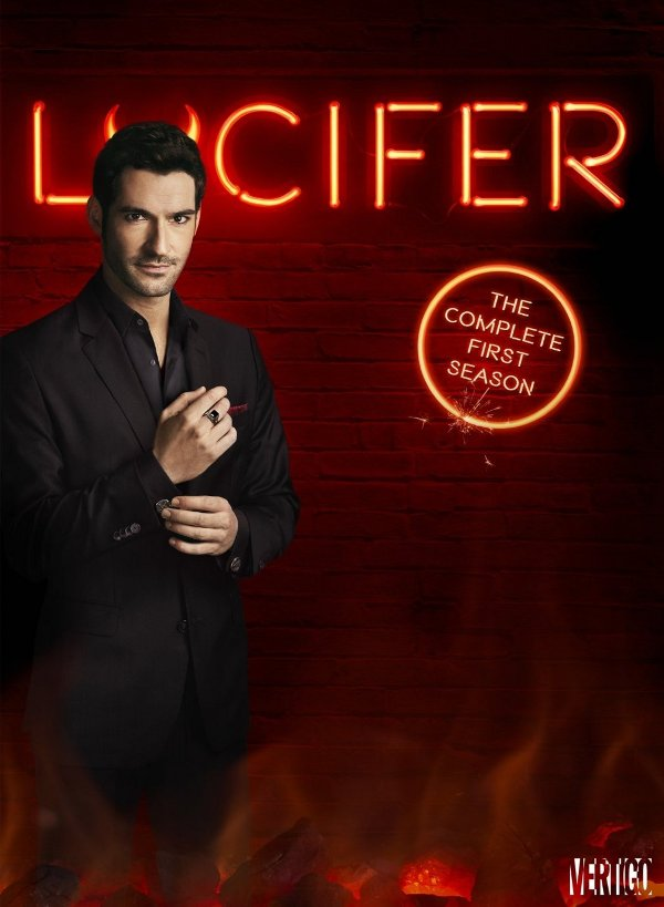Lucifer - The Complete First Season
