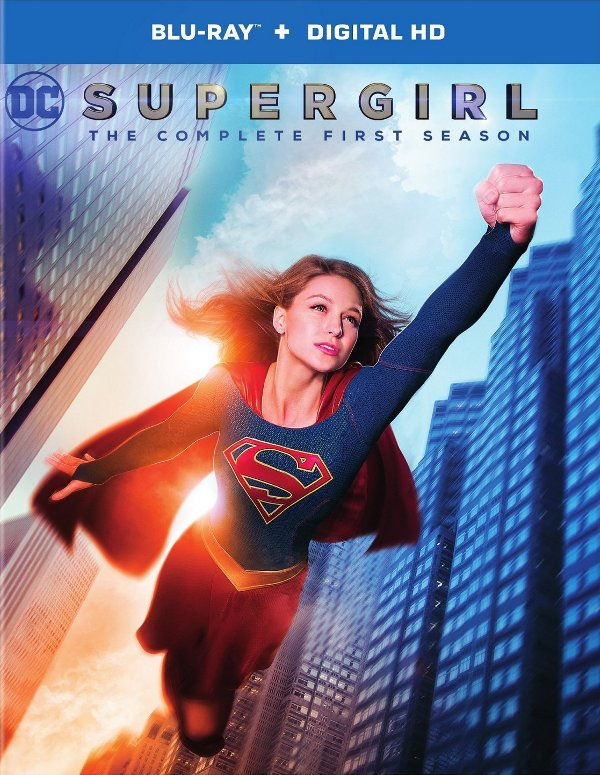 Supergirl - The Complete First Season